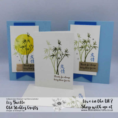 #Simplestamping Saturday – Artistically Asian