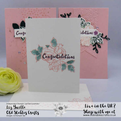 #Simplestamping Saturday – Petal Palette