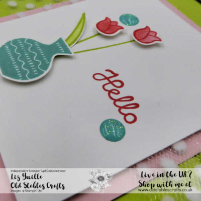 One Stamp at a Time Blog Hop – Fabulous Florals