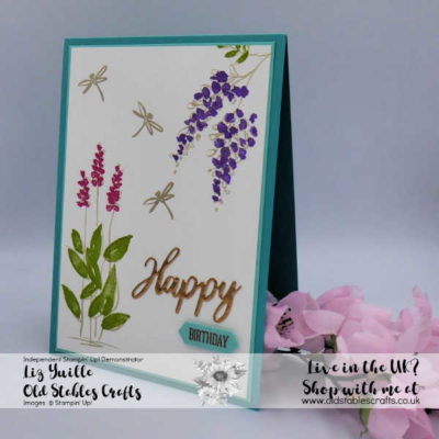 Soft Spring – Preparing New Photopolymer Stamps – Top Tip Tuesday