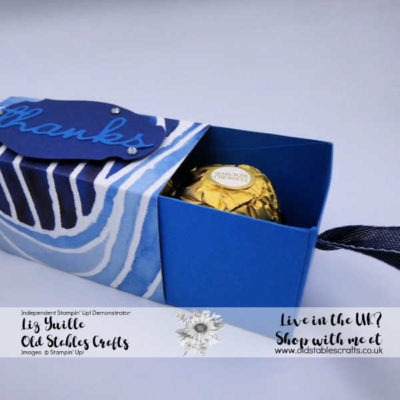 Double Ferrero Rocher Slider Treat Box