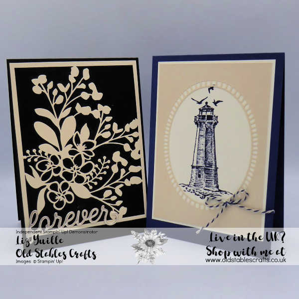 Laser Cut Paper card idea using Sailing Home Stamps