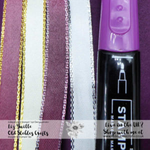 Top Tip Tuesday Any Coloured Ribbon Blackberry Bliss