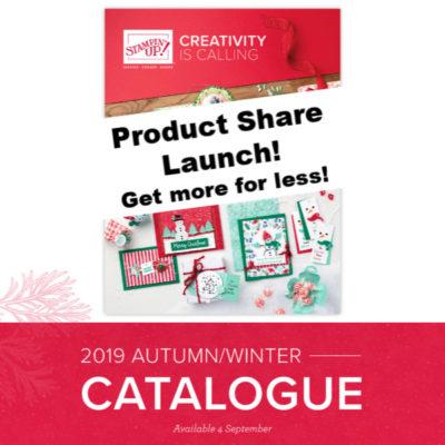 Autumn Winter 2019 Product Share