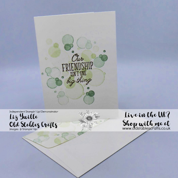 Beauty Abounds Simple Stampin Avid Close Up