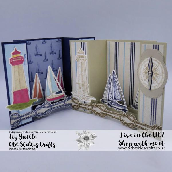 Sailing Home Bridge Card