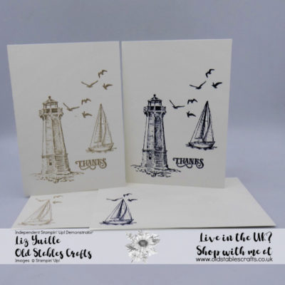 #SimpleStamping Saturday Sailing Home