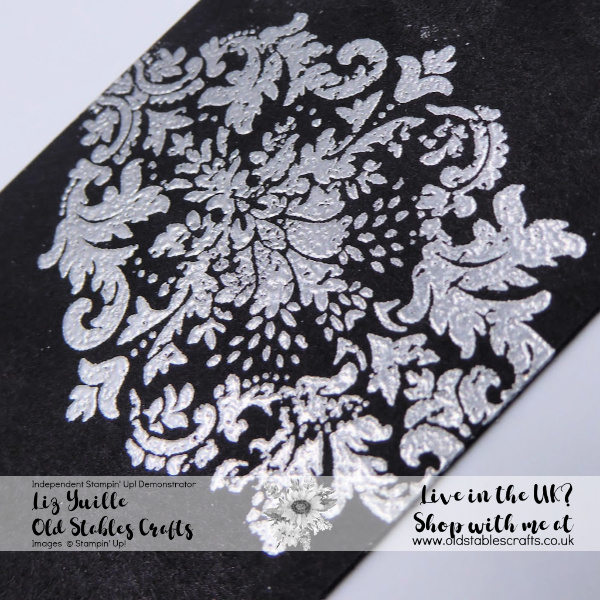 Top Tip Tuesday Heat Embossing correct