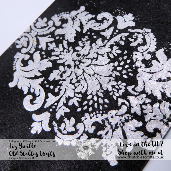 Top Tip Tuesday Heat Embossing overheated