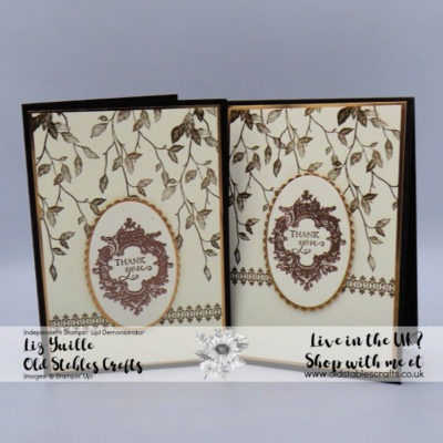 Very Versailles Opulent Card – Which do you prefer?