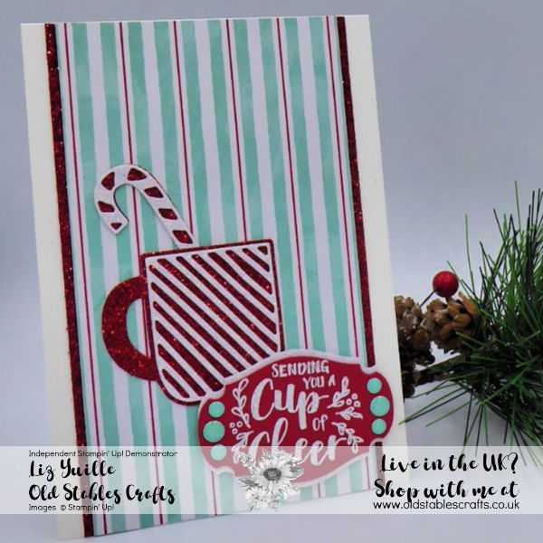 Cup of Christmas for ICC 053 Coastal Cabana and White version