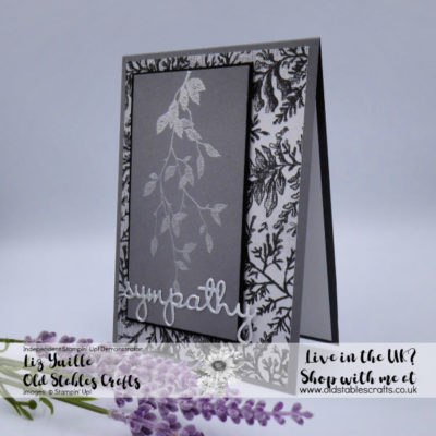 Inspire Create Challenge – Very Versailles Sympathy