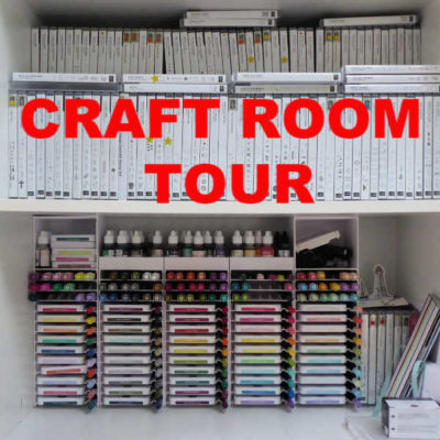 Better Late than NEVER – 7,000 Subscriber Craft Room Tour