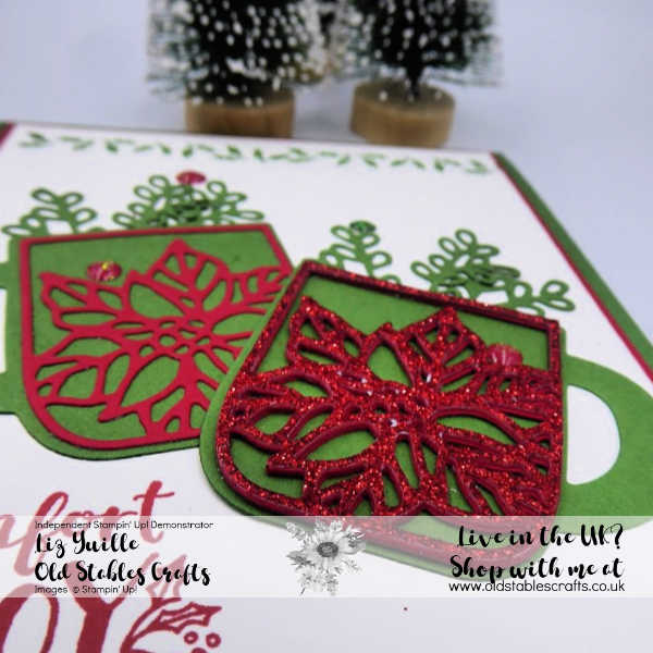 #Simplestamping Saturday Cup of Christmas Avid