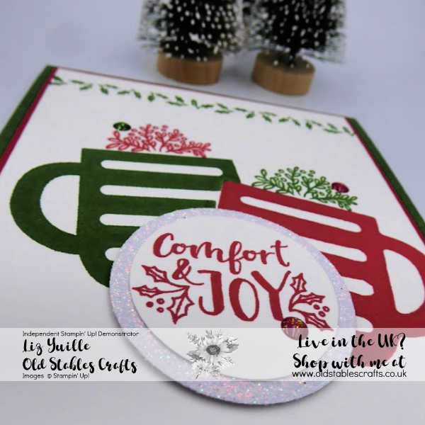 #Simplestamping Saturday Cup of Christmas - Casual