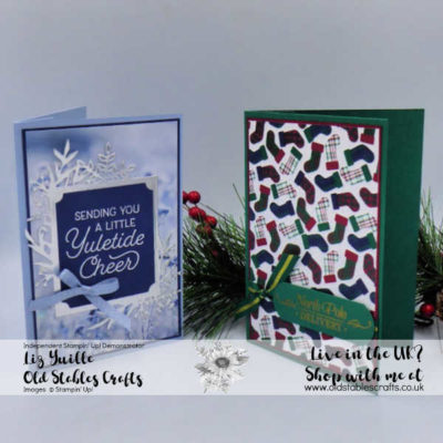 Gift Card Holder showing both cards