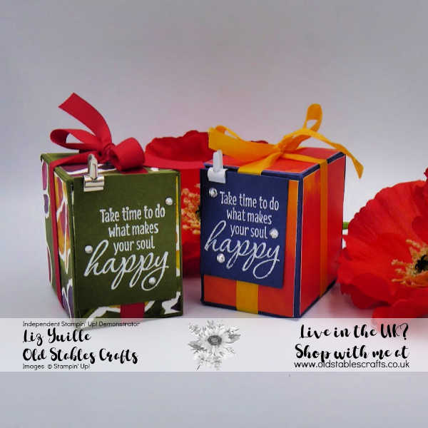 See a Silhouette Tea Light Boxes