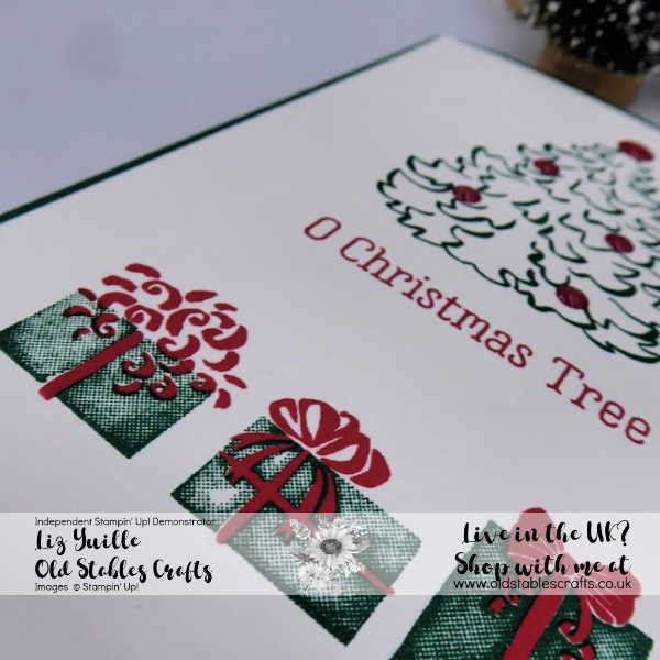 Top Tip Tuesday - Get Better Stamp Placement Every Time close up
