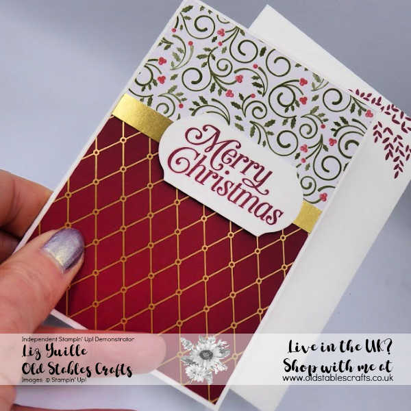 #SimpleStamping Saturday Christmastime Simple