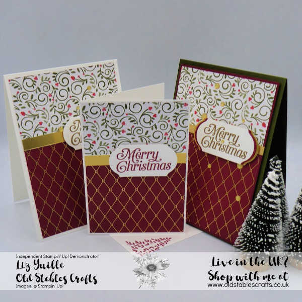 #SimpleStamping Saturday Christmastime is Here
