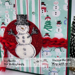 #SimpleStamping Saturday Let it Snow Avid