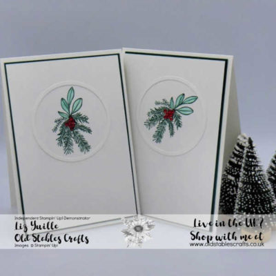 Christmas Countdown Quick Card