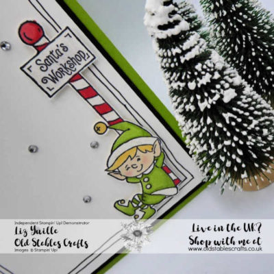 #SimpleStamping Saturday – #Elfie
