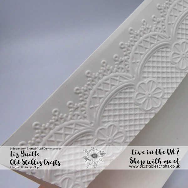Top Tip Tuesday No Naked Envelopes Part 2 - embossing folders, oldstablescrafts.co.uk