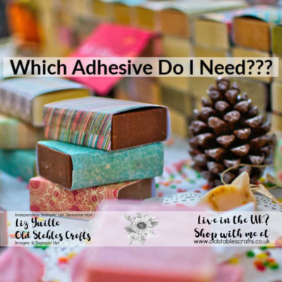 Top Tip Tuesday – Which Adhesive do I need?
