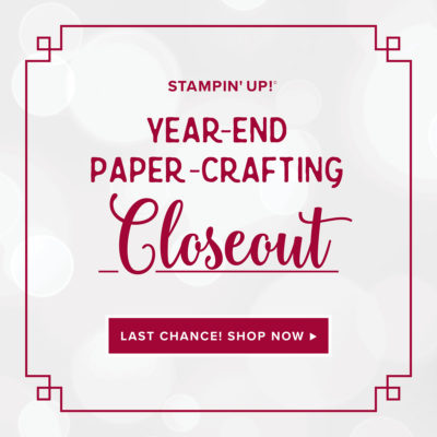 Year-End Closeout is LIVE!!!!!