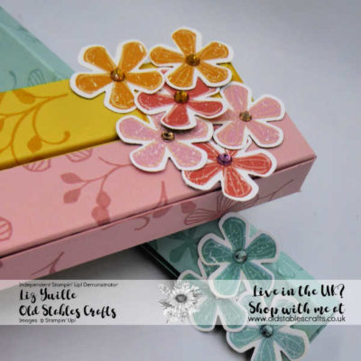December Customer Gift Thoughtful Blooms Pen Box