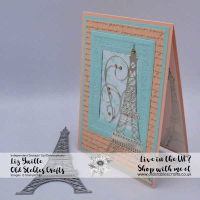 Parisian Blossom Suite, Stampin' Up! Spring/Summer Mini Catalogue, oldstablescrafts.co.uk