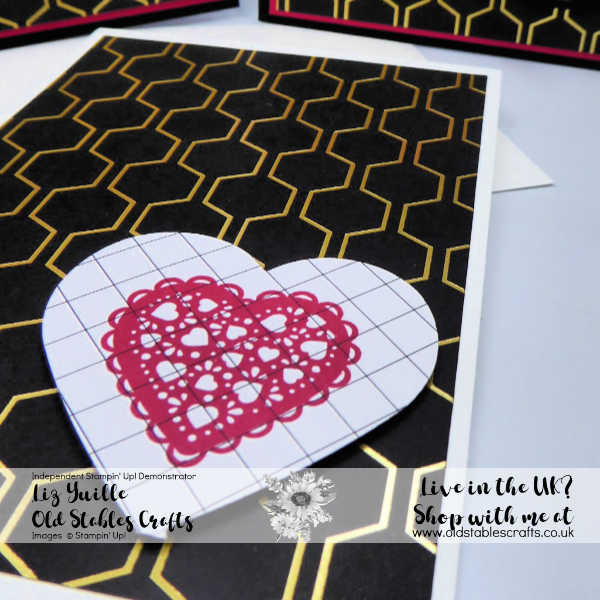 SAB #SimpleStamping Saturday Heartfelt Golden Honey Simple