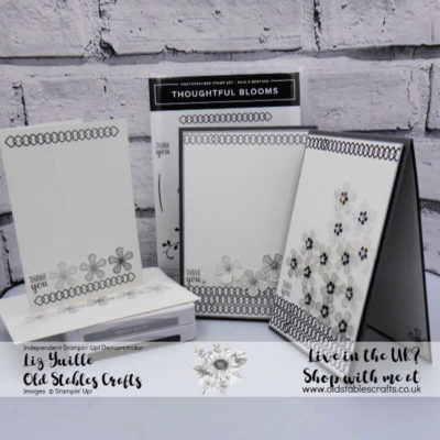 SAB #SimpleStamping Saturday Thoughtful Blooms