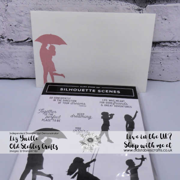 Top Tip Tuesday - No Naked Envelopes with Silhouette Scenes