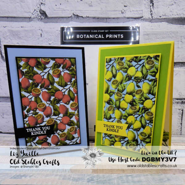 Botanical Prints Colour your own DSP