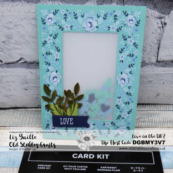 Kerchief Card Kit