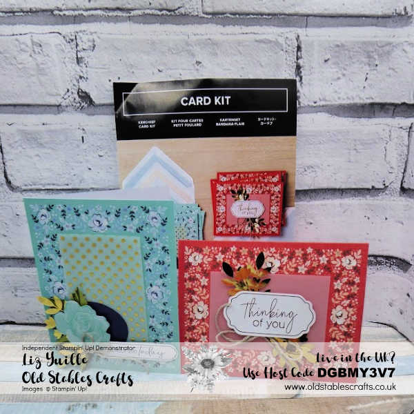 Kerchief Card Kit and Alternatives