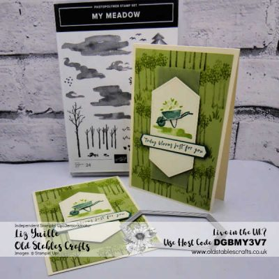 Global Monthly Video Collaboration – My Meadow – Green Theme