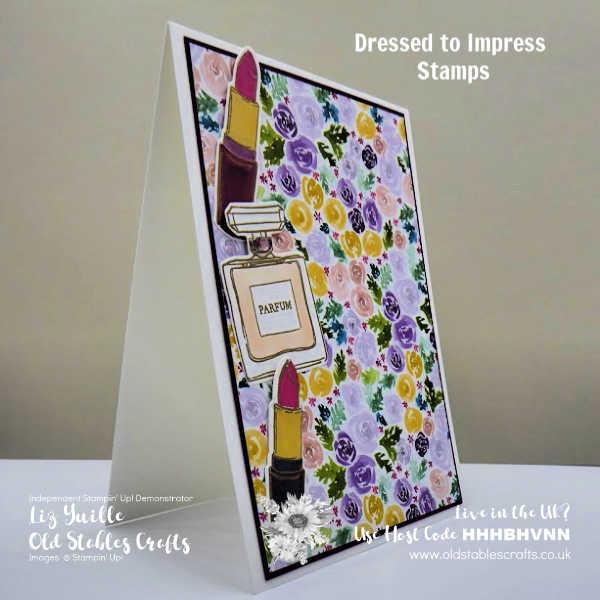 Dressed to Impress, oldstablescrafts.co.uk