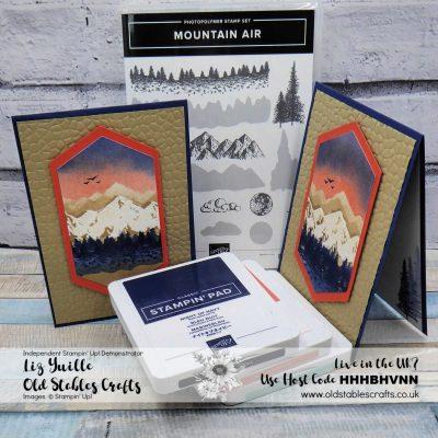 ICC 64 Colour Challenge – Mountain Air