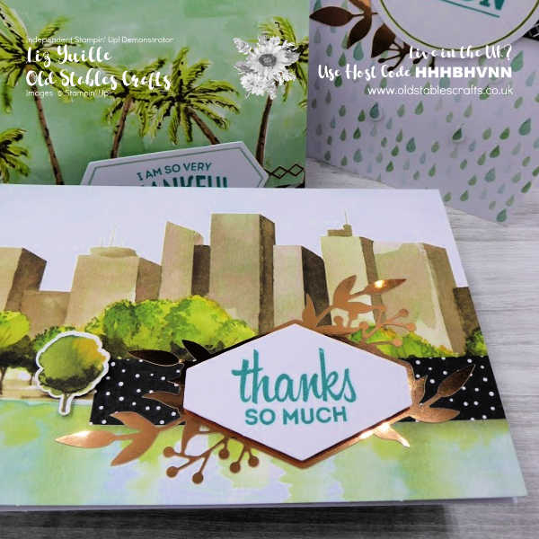 Looking Up Card Kit - Cityscape