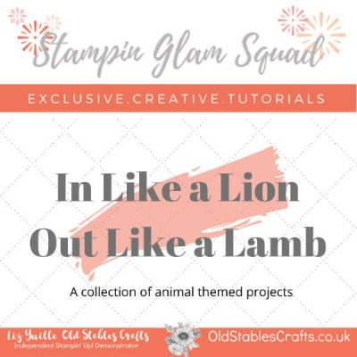 Who wants a FREE Tutorial Bundle? Stampin' Glam Squad Announcement
