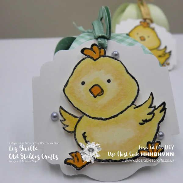 Mini Curvy Keepsake to Welcome Easter