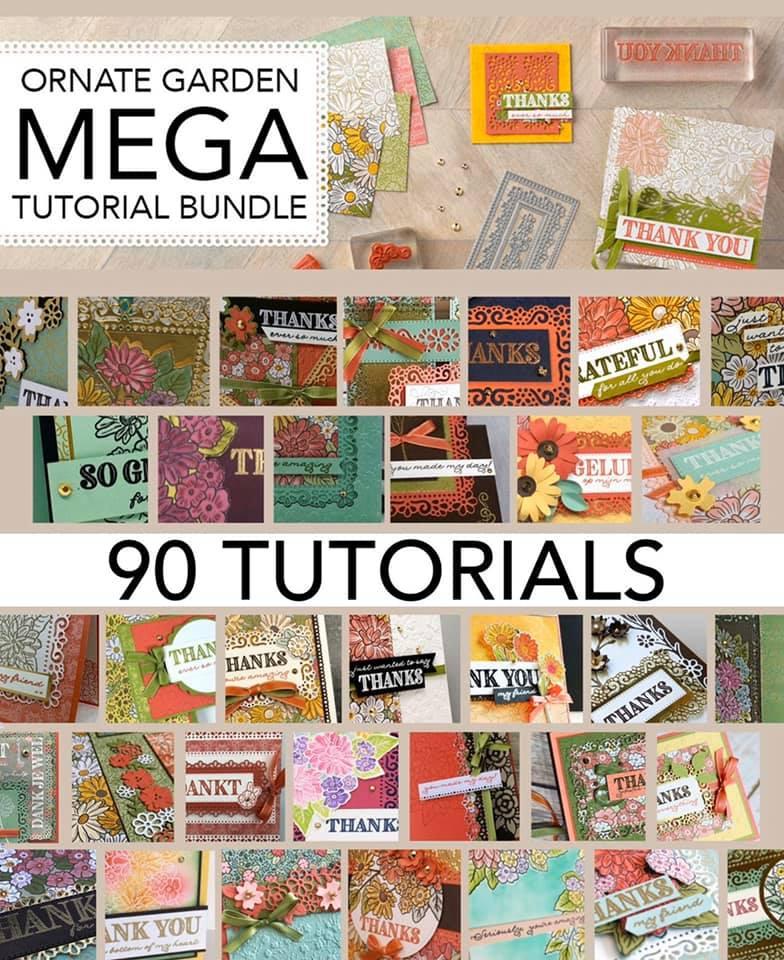 Ornate Garden Suite Mega Bundle
