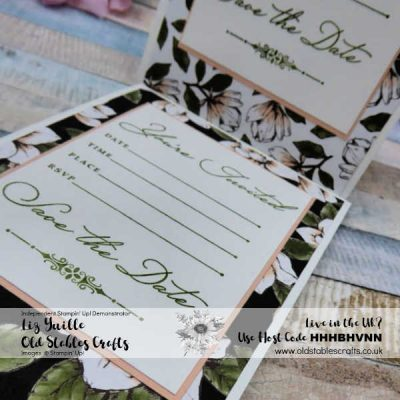 Joining Stampin' Up! is just So Inviting