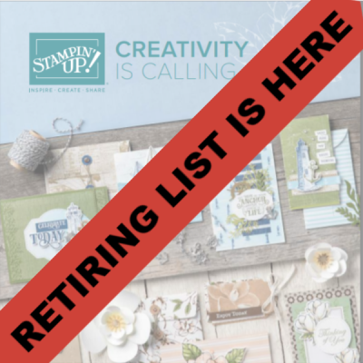 2019-20 Retiring Catalogue What's Going and What's Staying