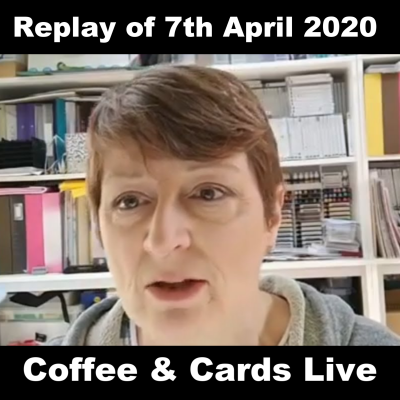 Facebook Live Tuesday 7th April 2020 – Replay