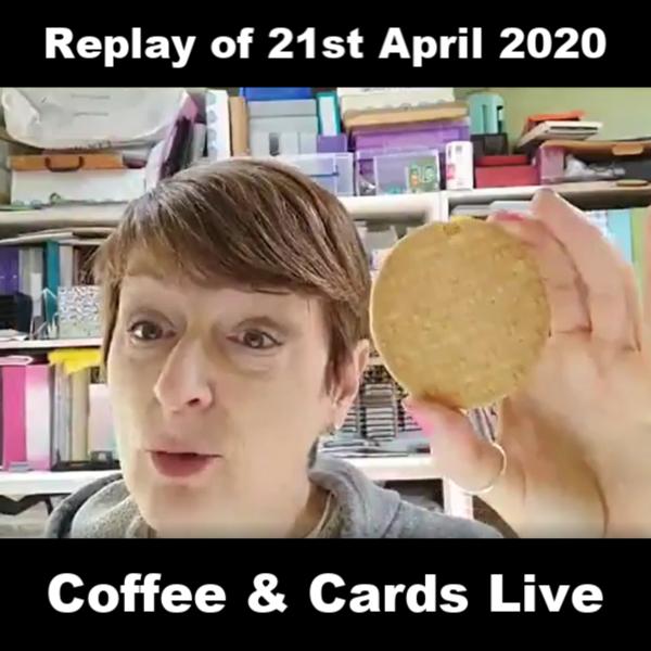 Facebook Live 21 April