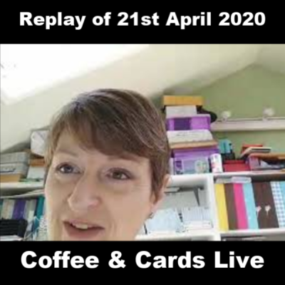 Facebook Live Tuesday 21st April 2020 – Replay